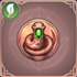 緑蛇の心のアイコン