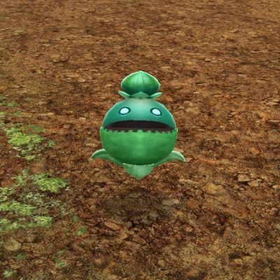 ツボミゴロI(緑)
