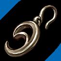 青銅の耳飾り