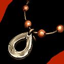 青銅の首飾り
