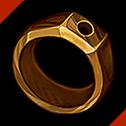 青銅の指輪