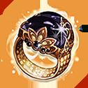 黒神霊の指輪