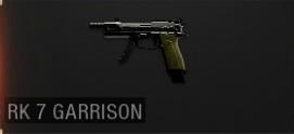 RK 7 GARRISONアイコン