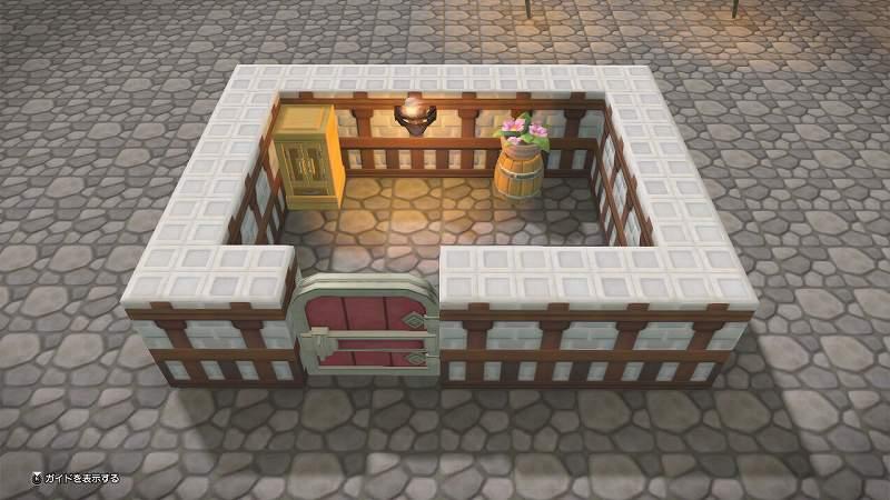 バニーの更衣室