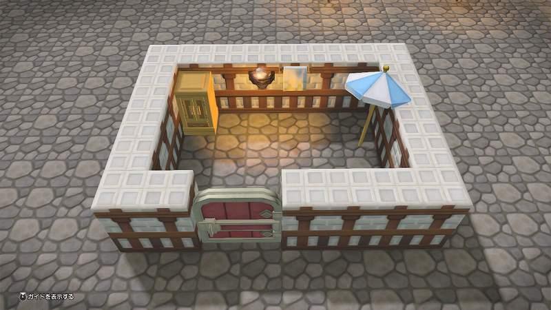 プールの更衣室