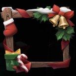 クリスマス限定アイコン枠