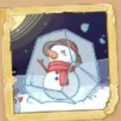 2021雪祭りアイコン