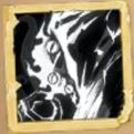 黄衣の王-モノクロ