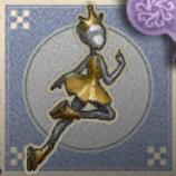 フィギュアスケートの像