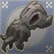 古代石のマスク