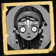 モノクロの思い出-呪術師