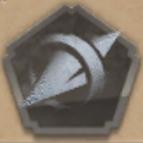 破輪の形態変化/スキル「突刺の輪」