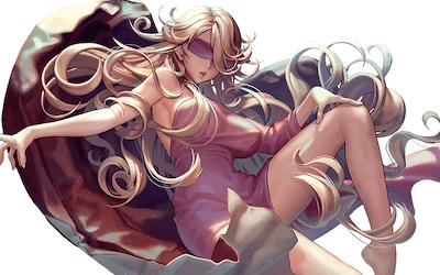 戦場の女神ナタリス