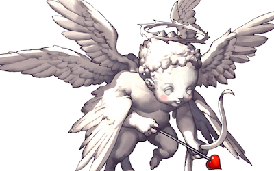 弓使い天使ロット
