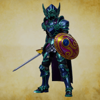 嘆きの戦士