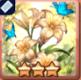 バラドンナの花のアイコン