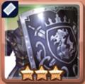 鉄騎兵の盾のアイコン
