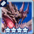 五竜の咆哮:ゾディアークのアイコン