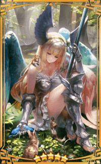 旗の乙女の画像