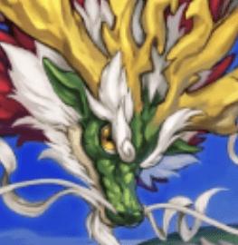 ドラゴンダンスのアイコン