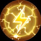 電光雷鳴アイコン