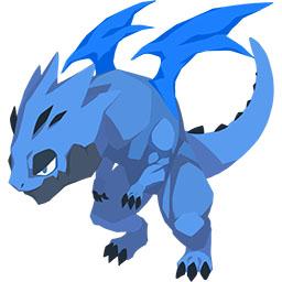 ブルードラゴンの画像