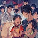 家族の肖像のアイコン