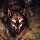 クランの猛犬のアイコン
