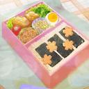 桜の特製弁当のアイコン