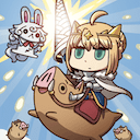 概念礼装EXPカード:猪王のアイコン