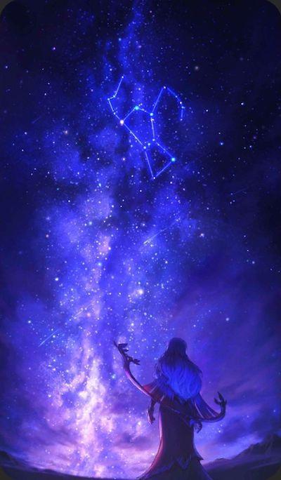 星の狩人のイラスト