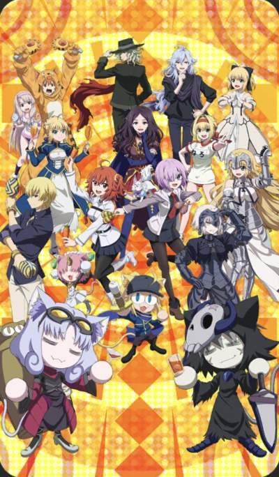 Fate/Grand Carnival 1st Seasonのイラスト