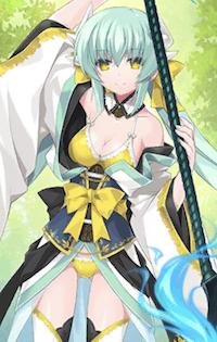 水着清姫のアイコン