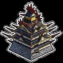 魔王城のアイコン