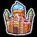 お菓子の国のアイコン