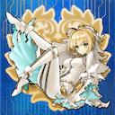白薔薇の花嫁のアイコン