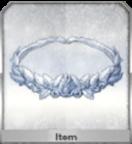 光銀の冠のアイコン