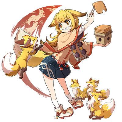 十兵衛の秘蔵っ狐 おあげ画像