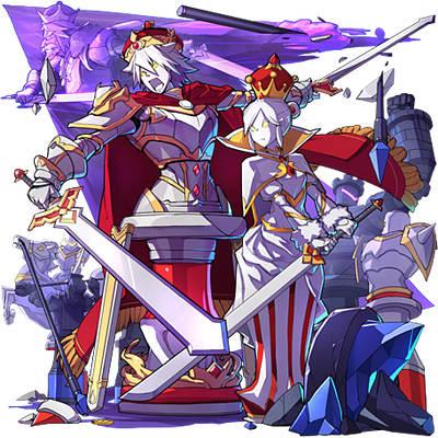 盤上の白い英雄 マスキング画像