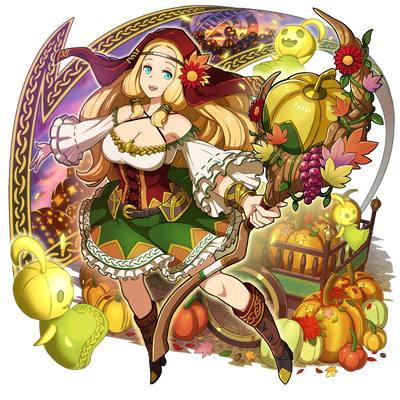 豊穣の乙女 エール画像