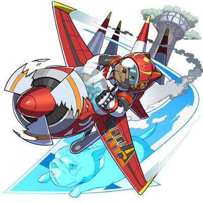 赤翼のライジングブル画像