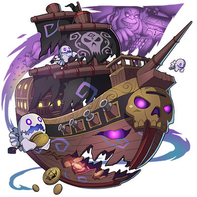 怒涛のお宝強奪SHIP画像