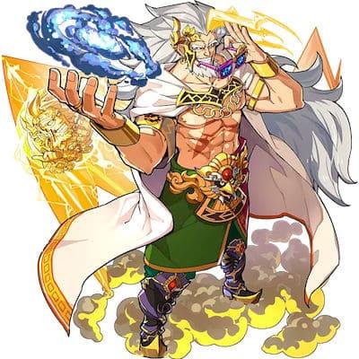 全知全能の最高神 ゼウス画像