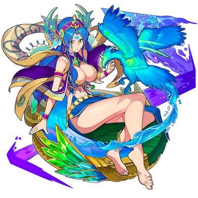 純美なる水精の女王 テキーラ画像