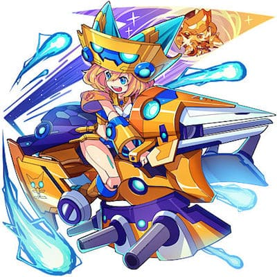星光の機巧闘姫 ヒカリ画像