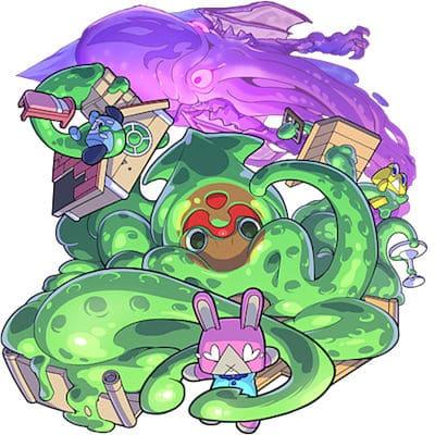 宇宙からの侵緑者画像