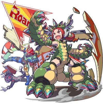激情モンスター カナゴン画像