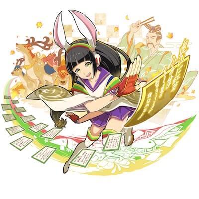 百歌衆 兎の姫かぐや画像