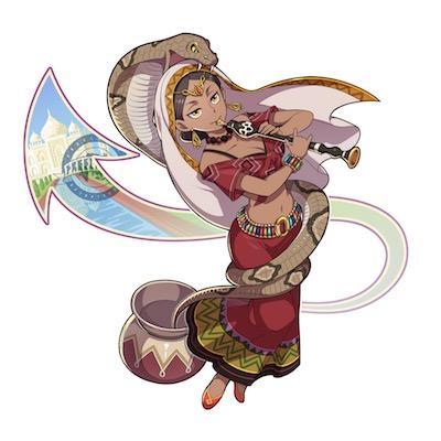 未熟な蛇使い アナンダ画像