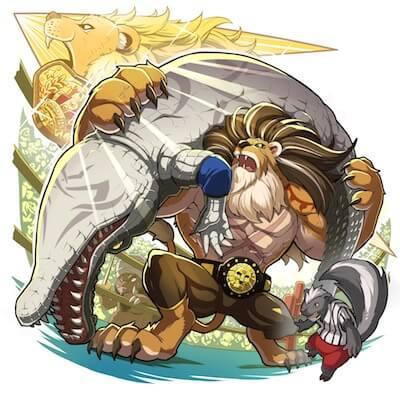 リングの王 ハート画像
